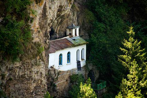 Разбоишки-манастир
