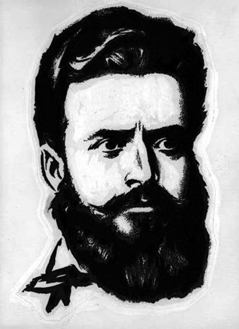 Христо-Ботев---худ-Жечко-Попов